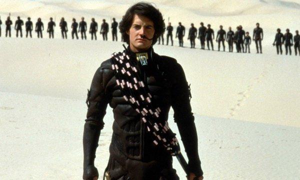 Duna, versão de 1984, de David Lynch.