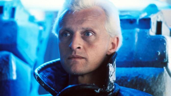 """Roy Batty (Rutger Hauer), o replicante """"vilão"""" de Blade Runner"""