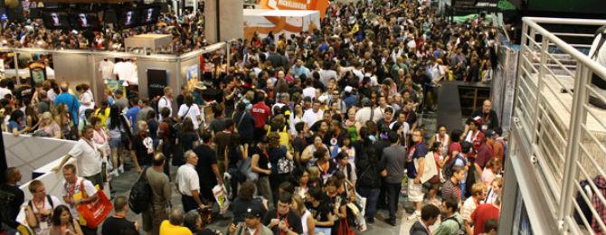 Público na Comic-Con