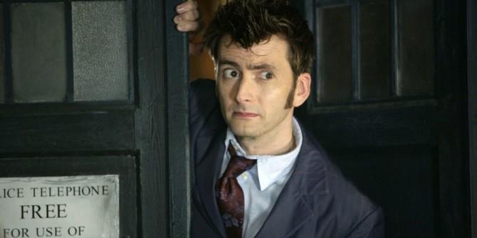 David Tennant em Doctor Who