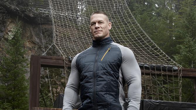 John Cena em American Grit