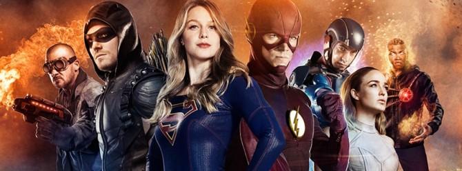 Séries da DC na CW