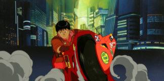 Akira, famosa animação japonesa baseada no mangá homônimo.
