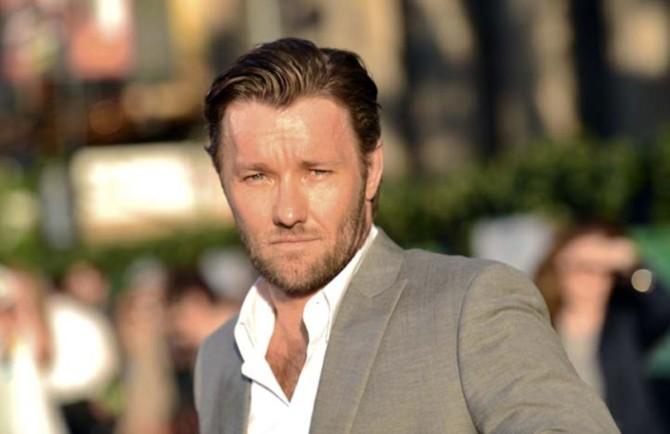 O ator Joel Edgerton