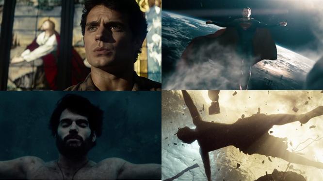 """Snyder e suas nem um pouco sutis metáforas de """"Superman como Jesus"""""""