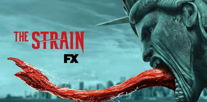 Resultado de imagem para The Strain: vídeo apresenta a nova sequência de abertura da série
