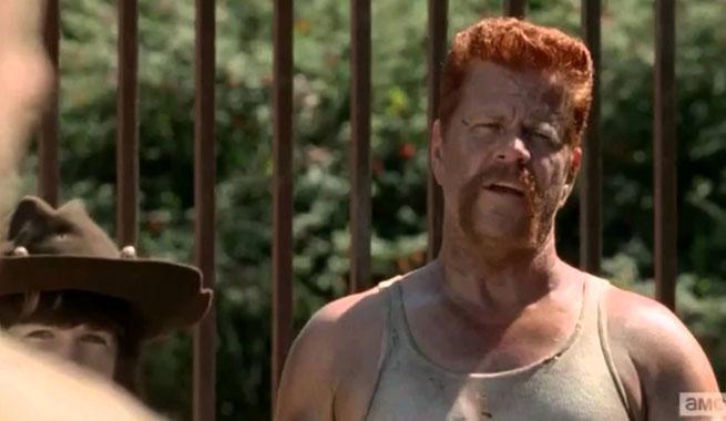 Abraham em The Walking Dead