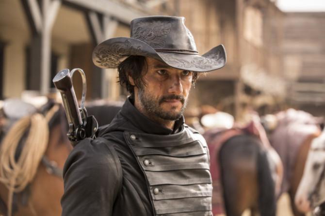 Rodrigo Santoro em Westworld