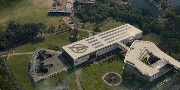 Sede dos Vingadores