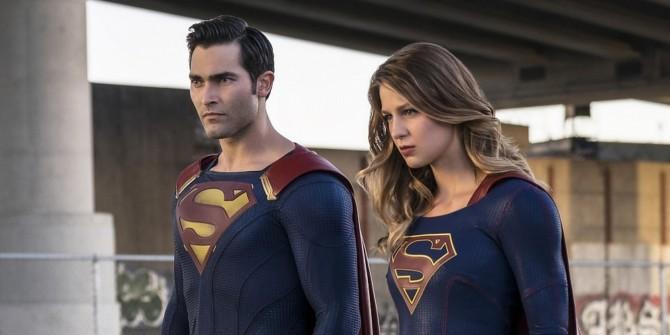 Superman e Supergirl