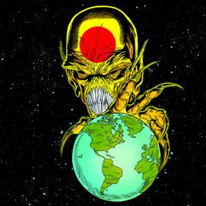 The Dominators representado em Invasion!