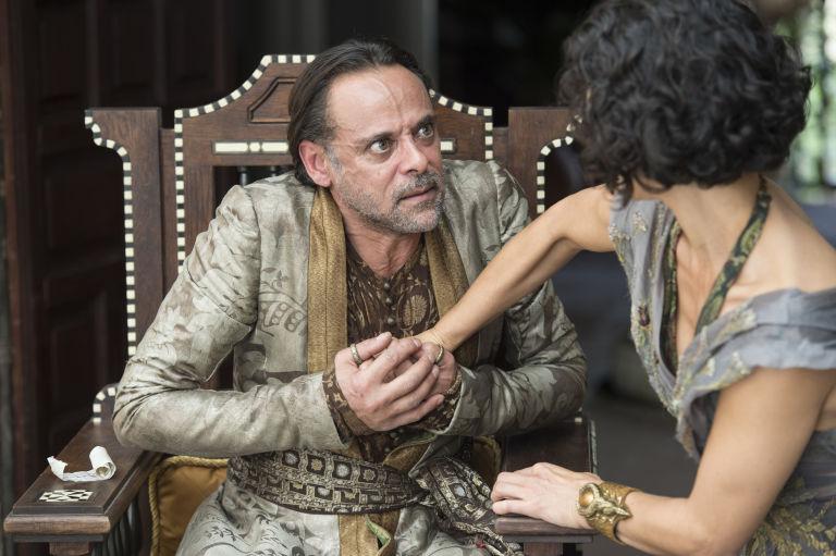 Alexander Siddig como Doran Martell