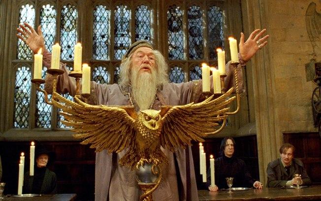 Dumbledore, o único personagem LGBT de Harry Potter até o momento