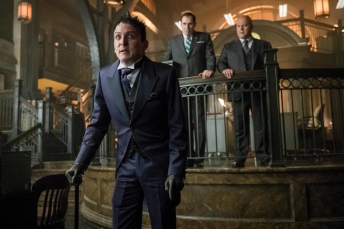 Pinguim em Gotham, 3ª temporada