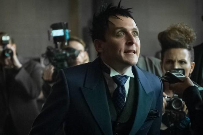 Pinguim em Gotham