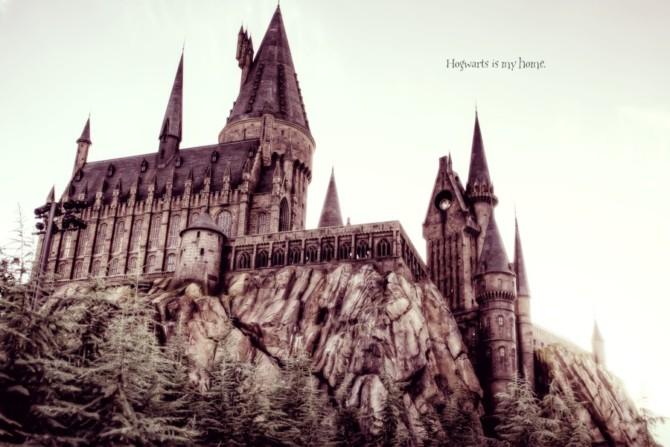 """""""Hogwarts é minha casa"""""""