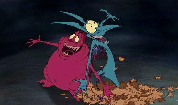 Pânico e Dor, os diabinhos de Hades