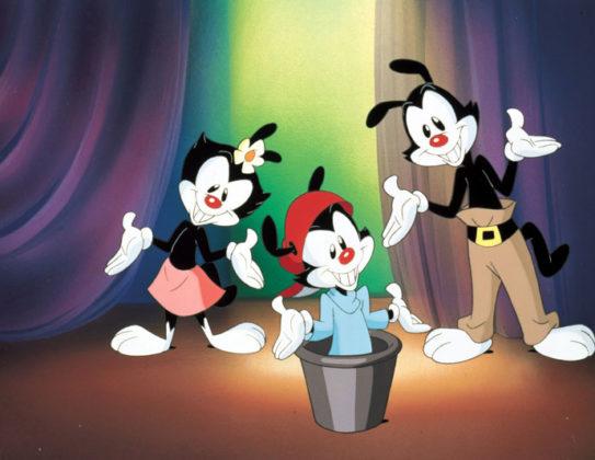 Animaniacs, série icônica dos anos 90 voltará pela Hulu.