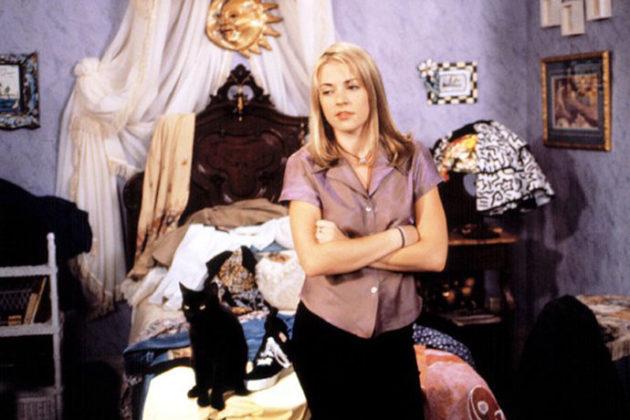 Sabrina, a Aprendiz de Feiticeira.