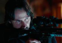Keanu Reeves em John Wick: Um Novo Dia Para Matar