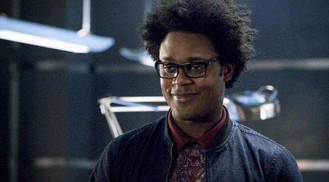 Curtis Holt (Echo Kellum) em Arrow