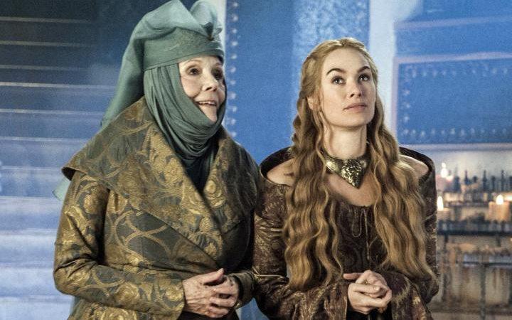 Olenna Tyrell e Cersei Lannister