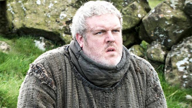 Kristian Nairn como Hodor em Game of Thrones