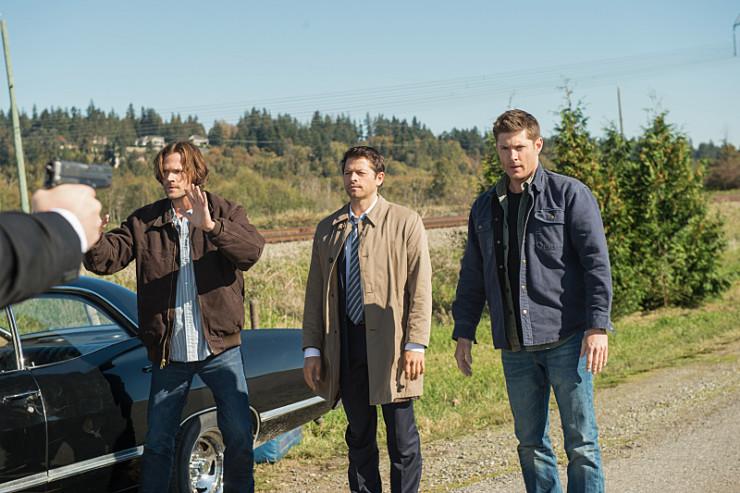 Supernatural | 13ª temporada ganha primeiro pôster
