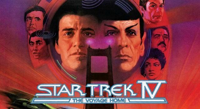 Resultado de imagem para Star trek IV