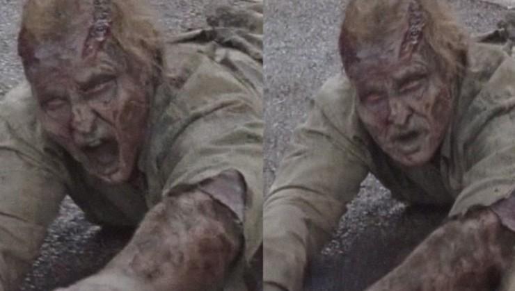 Donald Trump em The Walking Dead?