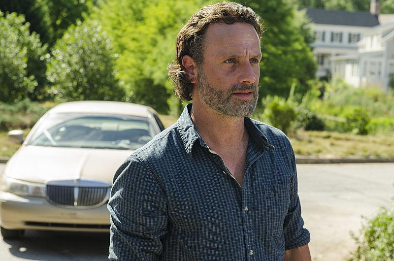"""The Walking Dead, """"Service"""" (7x04)"""