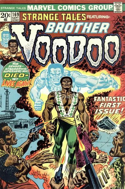 HQ do Irmão Voodoo