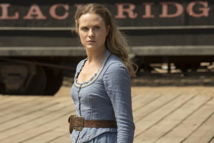 Dolores em Westworld