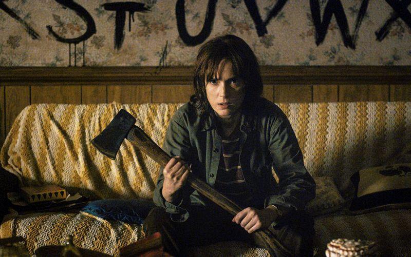 Winona Ryder em Stranger Things