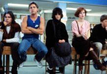 Clube dos Cinco, clássico filme de John Hughes.