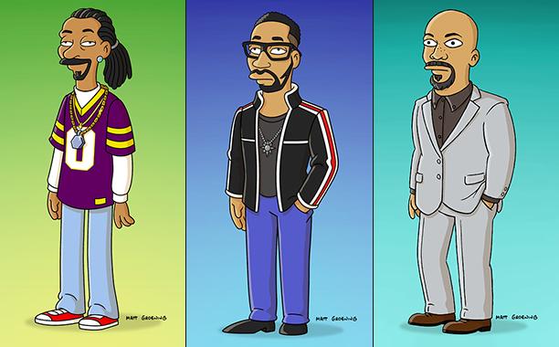 Snoop Dogg, RZA e Common