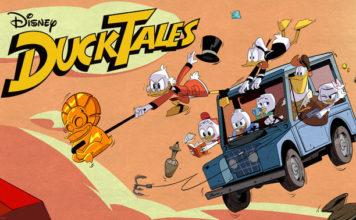 Duck Tales - Os Caçadores de Aventura.