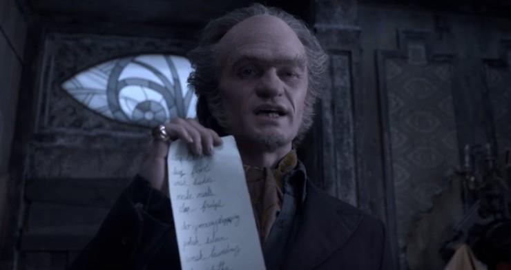 Neil Patrick Harris, o Conde Olaf de Desventuras em Série