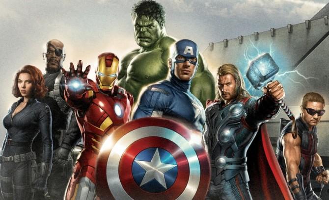 Marvel libera 22 pôsteres individuais de