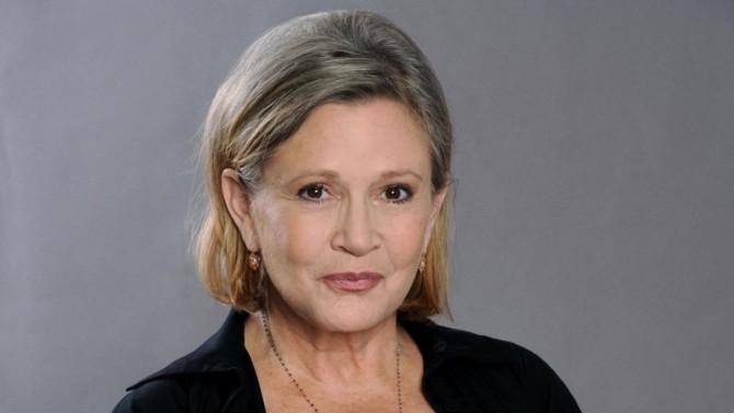 Episódio 9 poderá usar filmagens recentes de Carrie Fisher — Star Wars