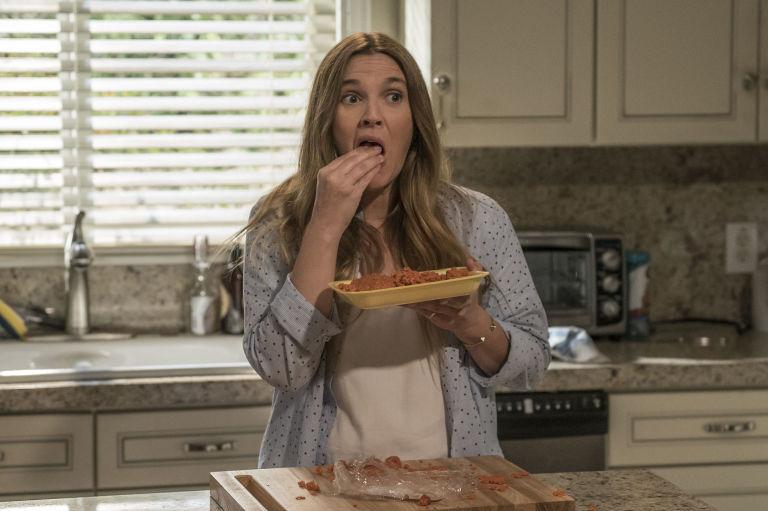 Drew Barrymore em Santa Clarita Diet
