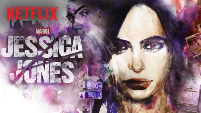 Jessica Jones, da Netflix