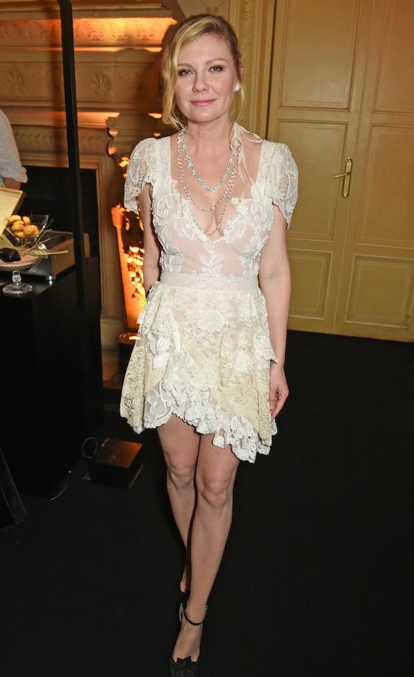 Kirsten Dunst em 2017