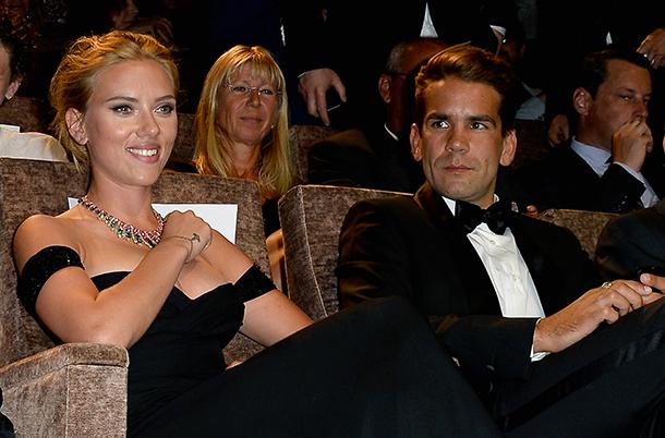 EGO - Scarlett Johansson estaria separada do francês Romain Dauriac, diz revista