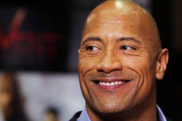 "O ator Dwayne ""the Rock"" Johnson."