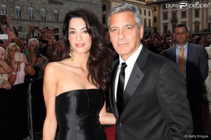 George Clooney vai processar revista que publicou fotografias dos filhos