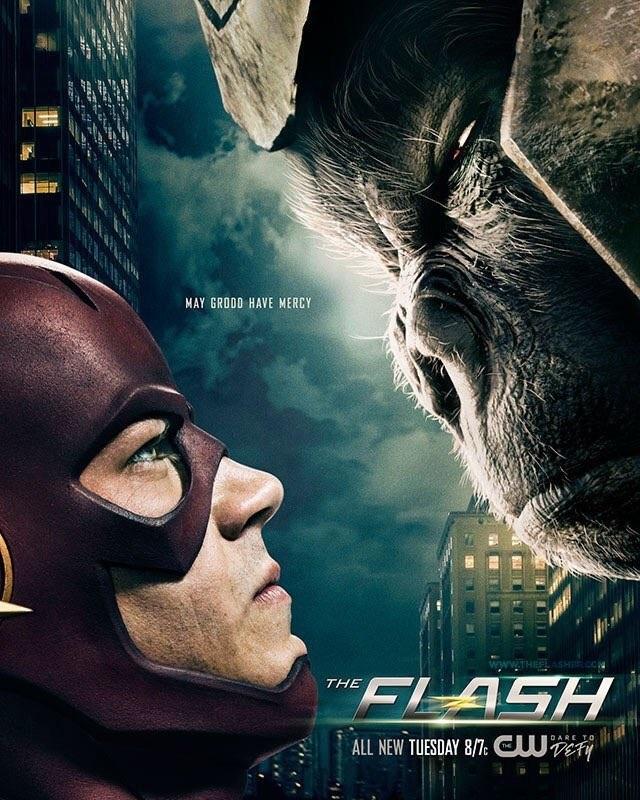 The-Flash-Gorilla-Grodd-poster