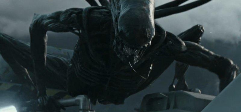 Xenomorfo de Alien: Covenant