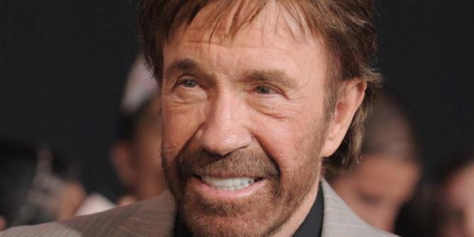 Chuck Norris Serie
