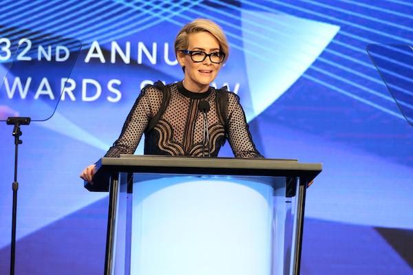 Sarah Paulson no Television Critics Association Awards
